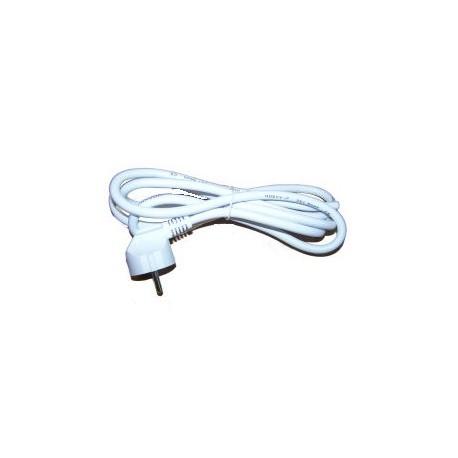 Câble Electrique 2m avec prise 220 volts
