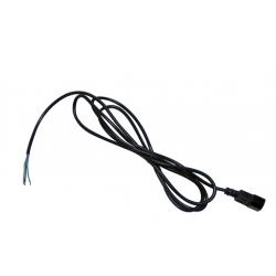 Câble Electrique 2m avec prise IEC mâle