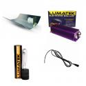 Kit éclairage HPS Ballast Lumatek 400W Reflecteur Martelé