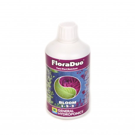 Flora duo bloom 1L GHE
