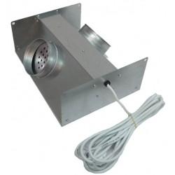 Megalux réflecteur ventilé 125mm cablé
