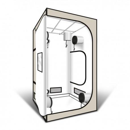 GreenCube G-Pro 100x100x200cm White Edition