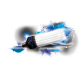 Florastar Ampoule CFL 250W 6400K Croissance