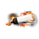 Florastar Ampoule CFL 250W 2100K Agro Floraison