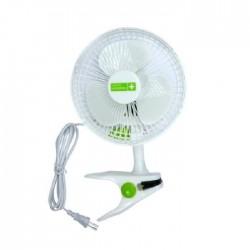 Ventilateur à pince 2 vitesses 15W - Garden HighPro