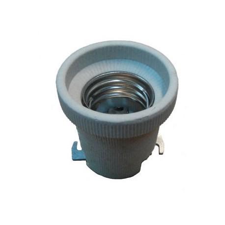 Douille en céramique norme E40