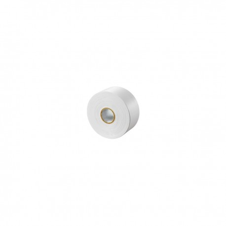 Scotch blanc PVC 50mm x 10m