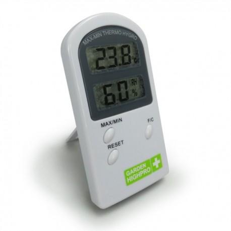 Thermomètre Hygromètre Digital Basic Garden HighPro