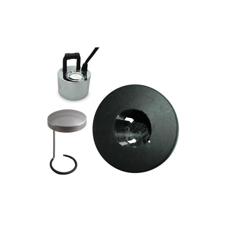 Blue seal 228393 bouton adaptateur eurosit métal arbre G505 G506 G508 GP514 GP516