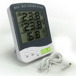 Thermomètre Hygromètre Digital Prenium Garden HighPro