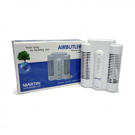 Airbutler Ioniseur MARTIN 2W