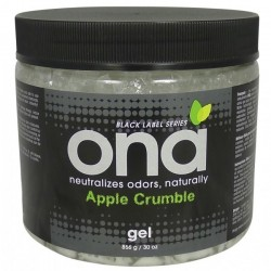 Ona gel Apple Crumble 1 litre destructeur d'odeur