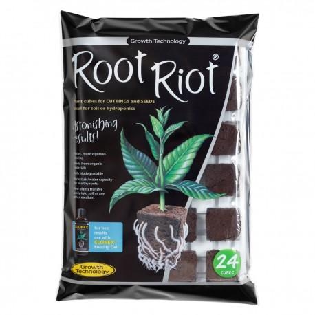 Root Riot plateau 24 cubes