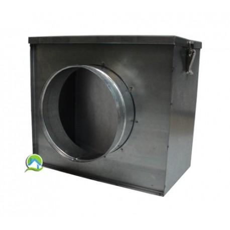Filtre à particules à pollen 125mm Vents Ventilation System