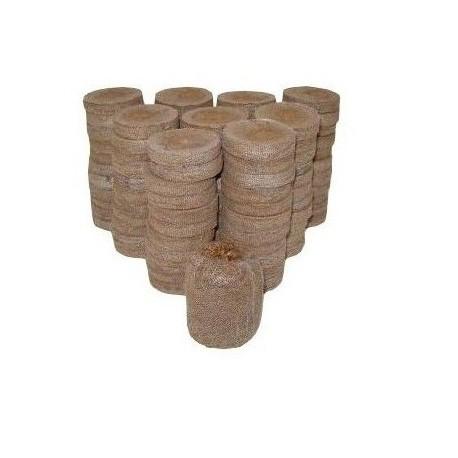 Pastilles de coco x50 Jiffy