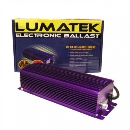 Lumatek Ballast Electronique 1000w Dimmer