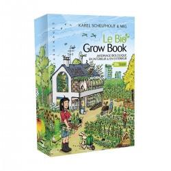 Livre Le Bio Grow Book Karel Schelfhout & Mig