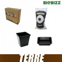 Pack Terre Biobizz Light Mix Small
