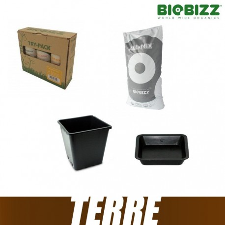 Pack Terre Biobizz All Mix Small