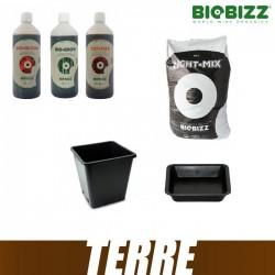 Pack Terre Biobizz Light Mix Medium