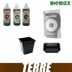 Pack Terre Biobizz All Mix Medium