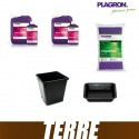 Pack Terre Plagron RoyalMix 50L Terra Bloom Terra Grow