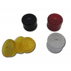 Grinder 50mm en plastique 3 parties