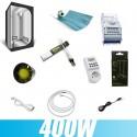 Kit 400W 1er Prix Box 100 Réflecteur martelé