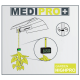 MEDIPRO Thermomètre Hygromètre GARDEN Highpro