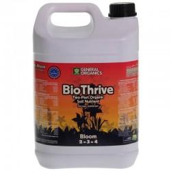 Bio thrive bloom 5 Litres Général Organique