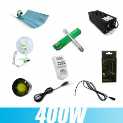 Kit culture indoor 400W Class2 Grolux
