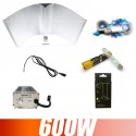 Kit éclairage Ballast électronique 600W Florastar MH HPS