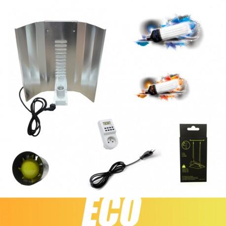 Pack culture intérieur CFL 300W