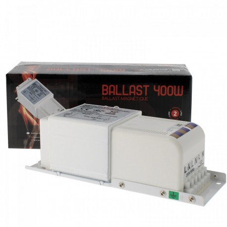 Ballast 400W FLORASTAR magnétique Class 1