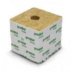 Cube de laine de roche 100