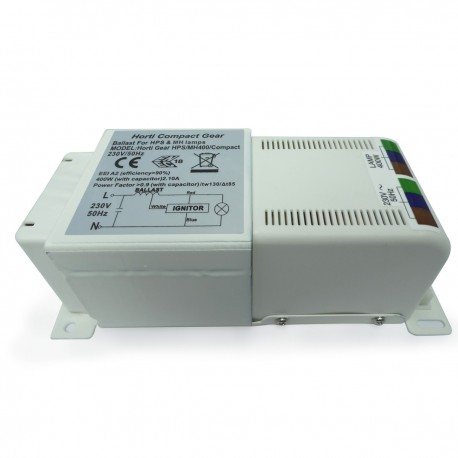 Ballast Horti Gear 150W magnétique compact