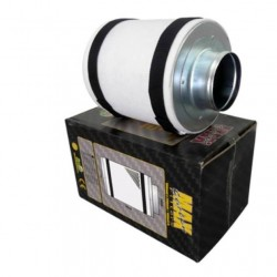 Max Carbon Filtre à Charbon actif eco 100mm 160m3