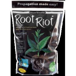 Root Riot sachet de 100 cubes