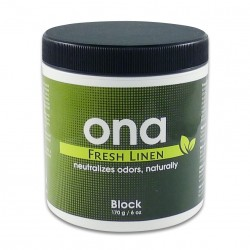 ONA block Fresh Linen 175gr