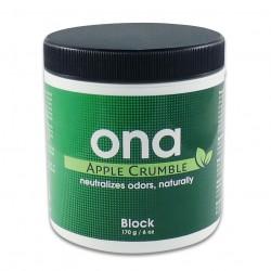 ONA block Apple Crumble 175gr