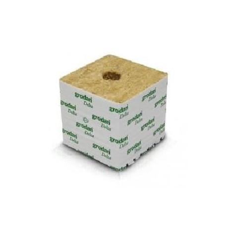 Cube de laine de roche 75