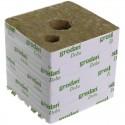 Cube de laine de roche 150x150x135mm