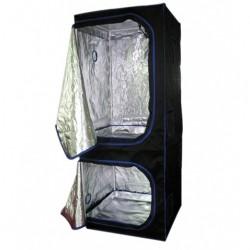 Silverbox Twin 100x100x200 cm