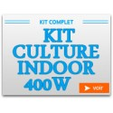 Kit culture indoor 400W