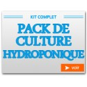 Pack de culture hydroponique