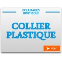 Colliers plastiques