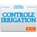 Contrôle Irrigation