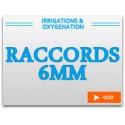 Raccords 6mm
