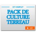 Pack de culture Terreau