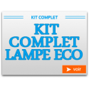 Kit Complet Eco CFL avec chambre de culture